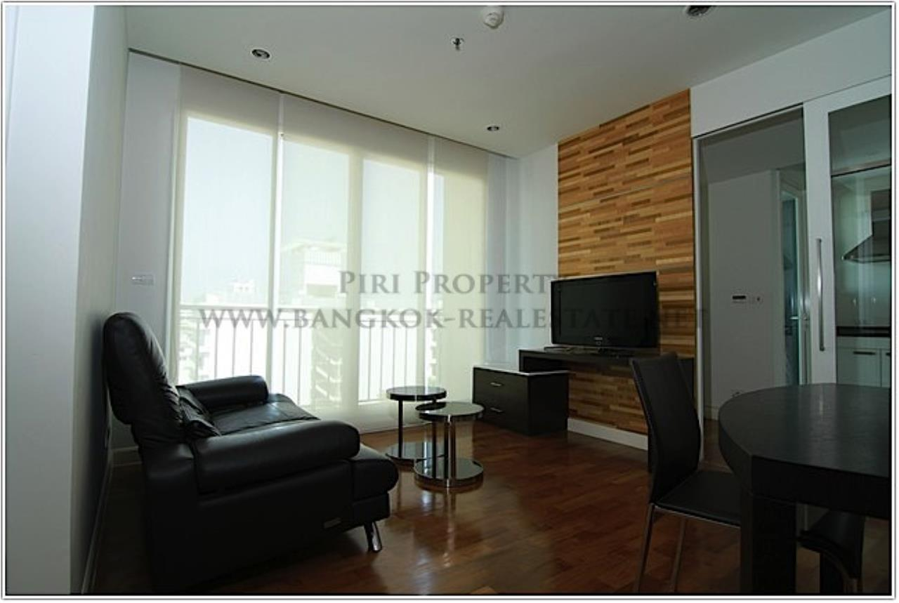 Piri Property Agency's Modern High Rise Condo for Rent 1