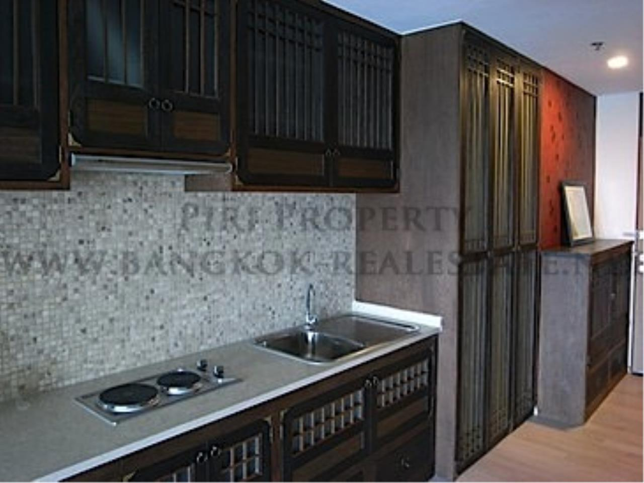 Piri Property Agency's Noble Remix Condo for rent with Classic Interior and nice views 6