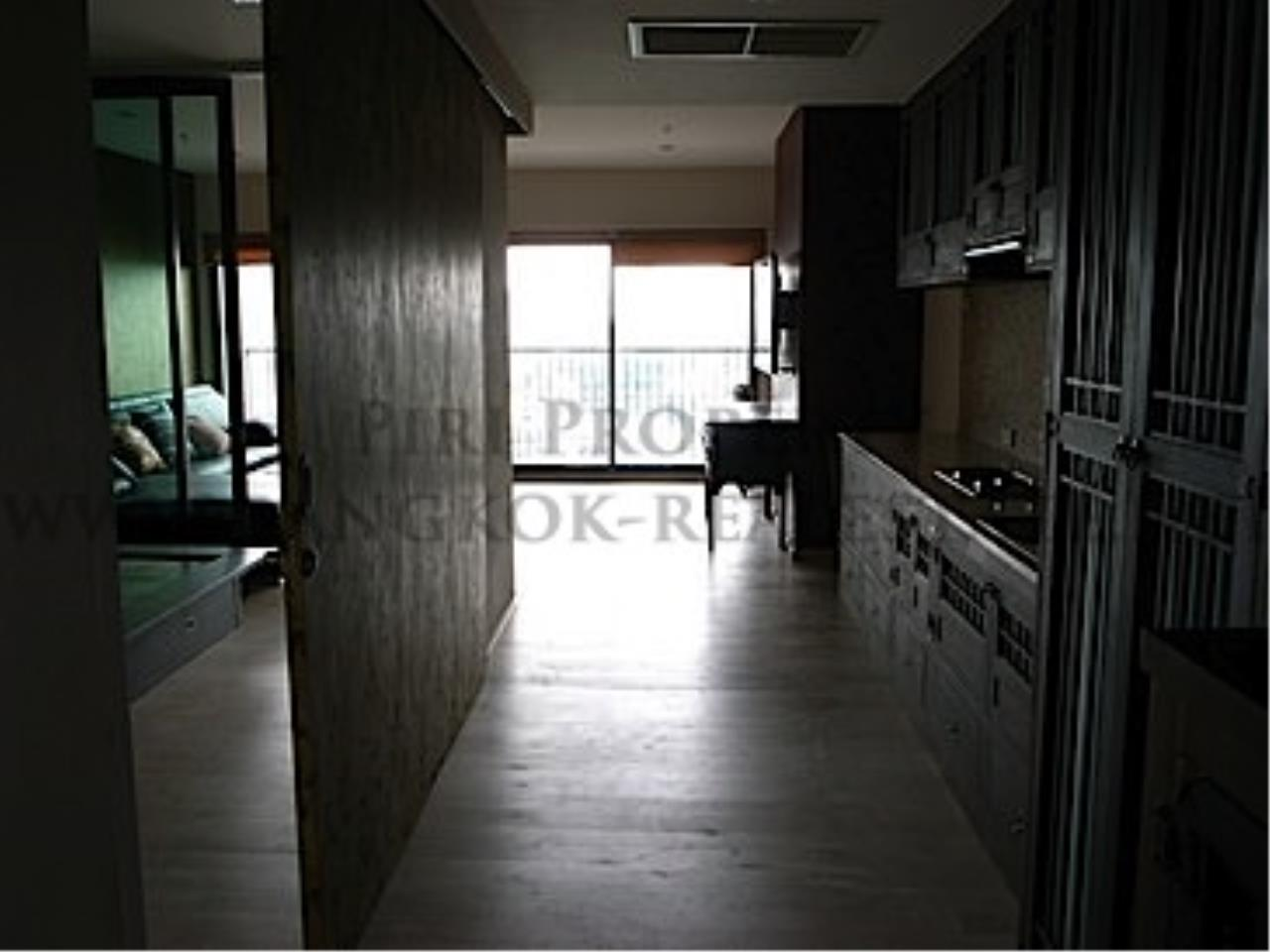 Piri Property Agency's Noble Remix Condo for rent with Classic Interior and nice views 5