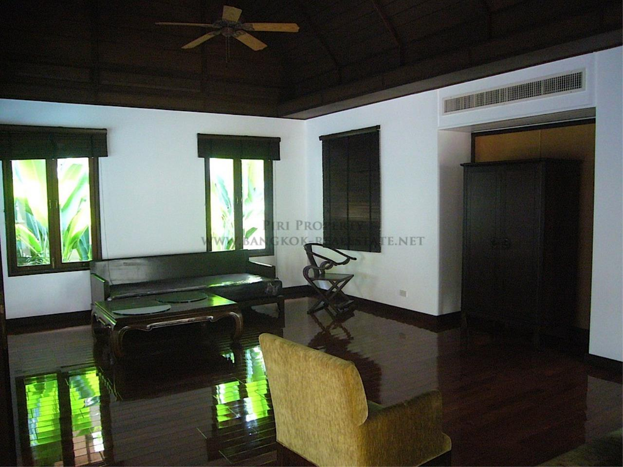 Piri Property Agency's Very Exclusive Thai Style House 10