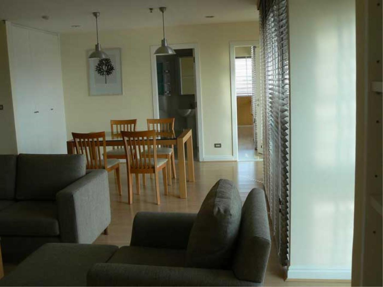 Piri Property Agency's Silom Suite - 2 Bedroom Unit for Rent 2