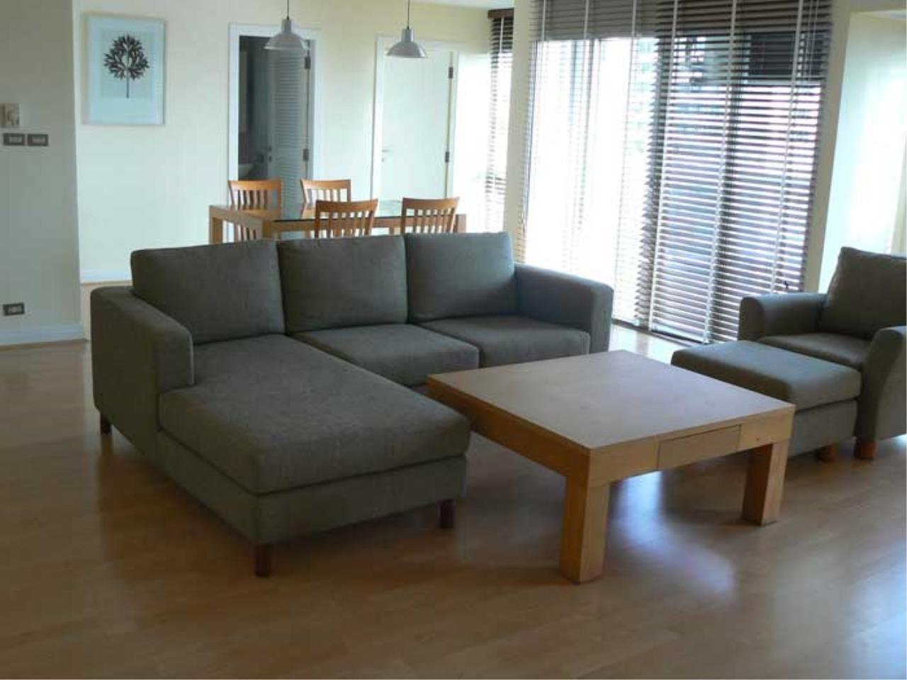 Piri Property Agency's Silom Suite - 2 Bedroom Unit for Rent 1