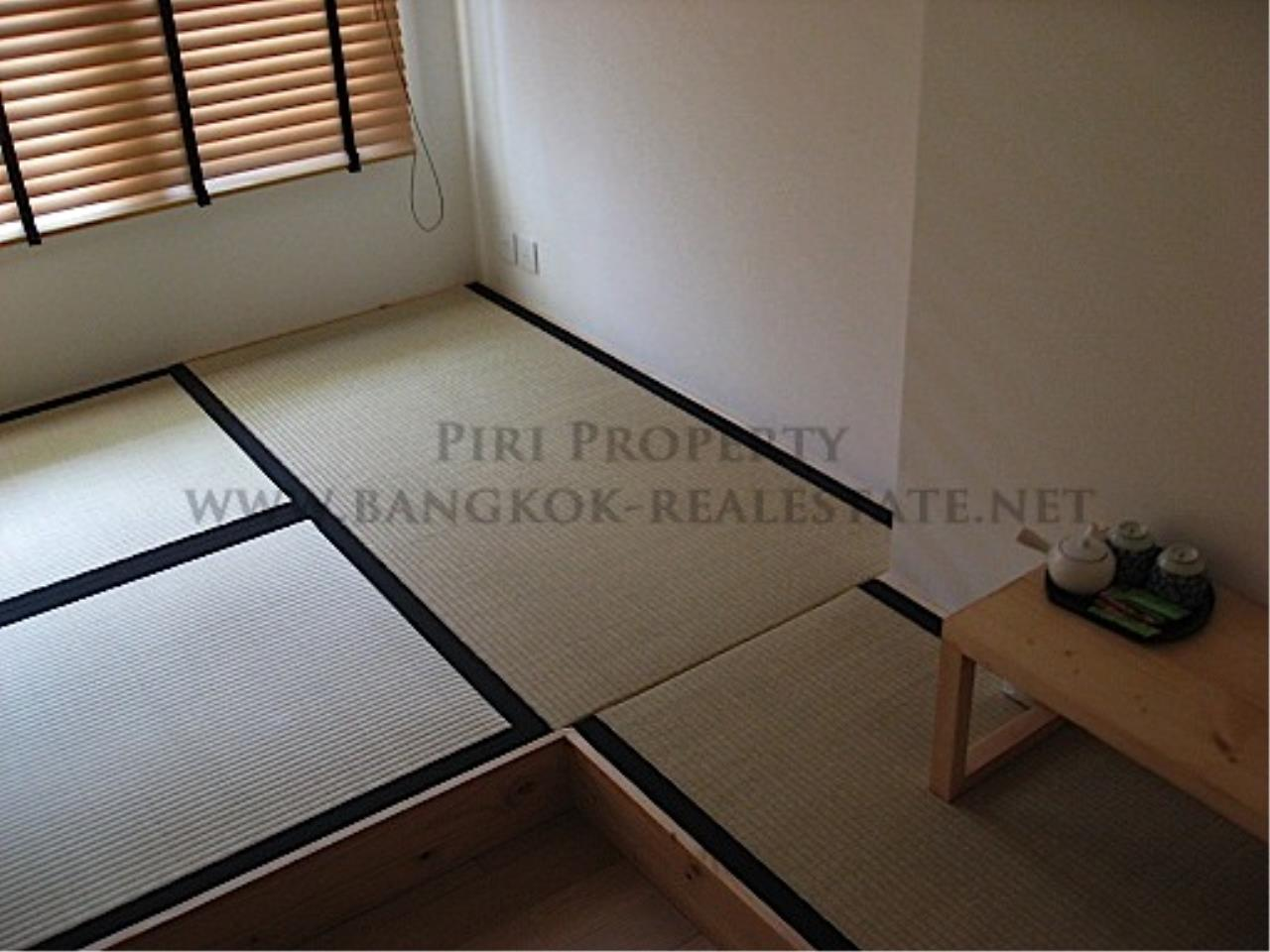 Piri Property Agency's SIRI@Sukhumvit - Japanese Style Two Bedroom Unit 7