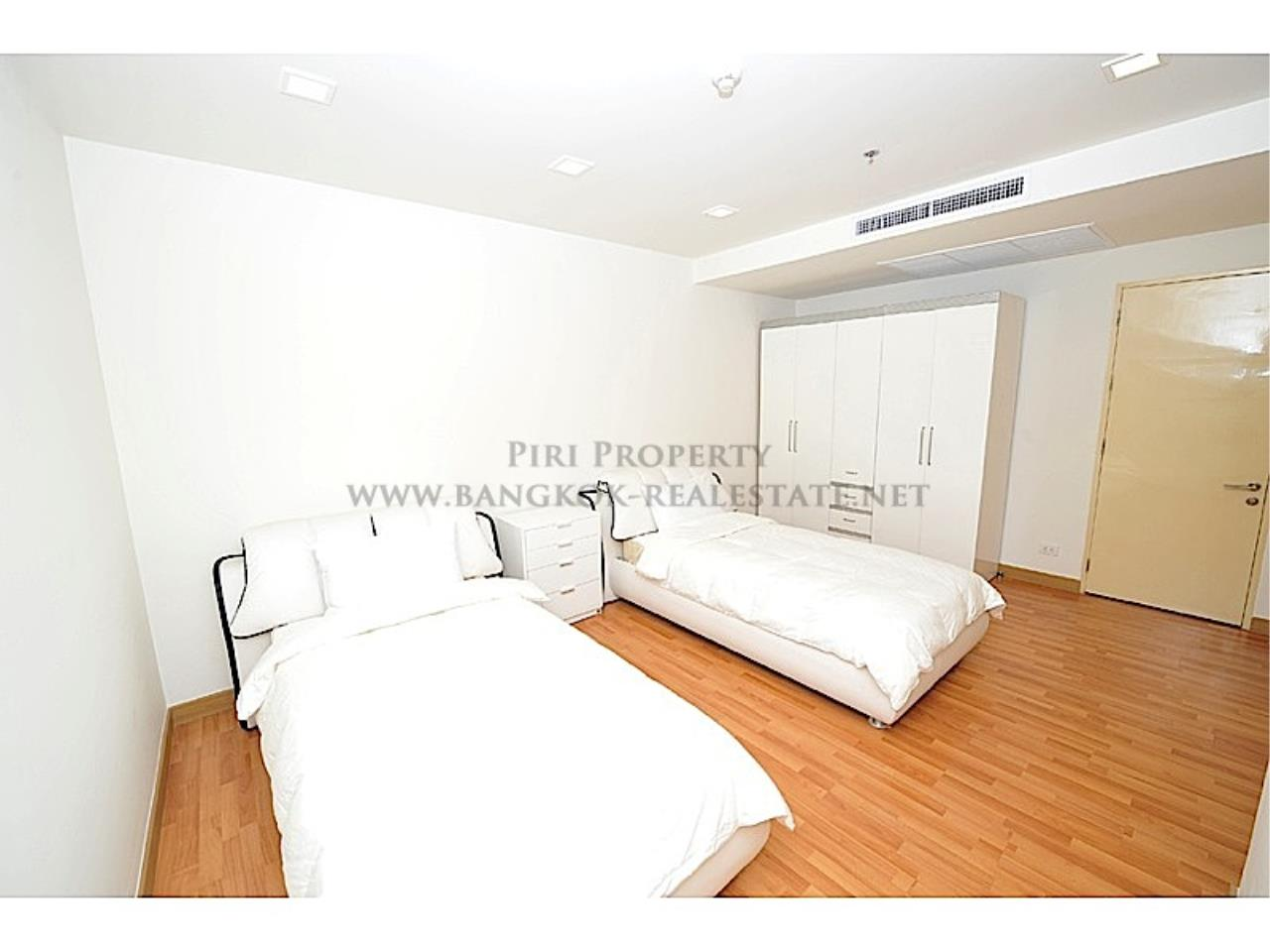 Piri Property Agency's Modern fully furnished two bedroom unit - Nusasiri Grand Condo 1