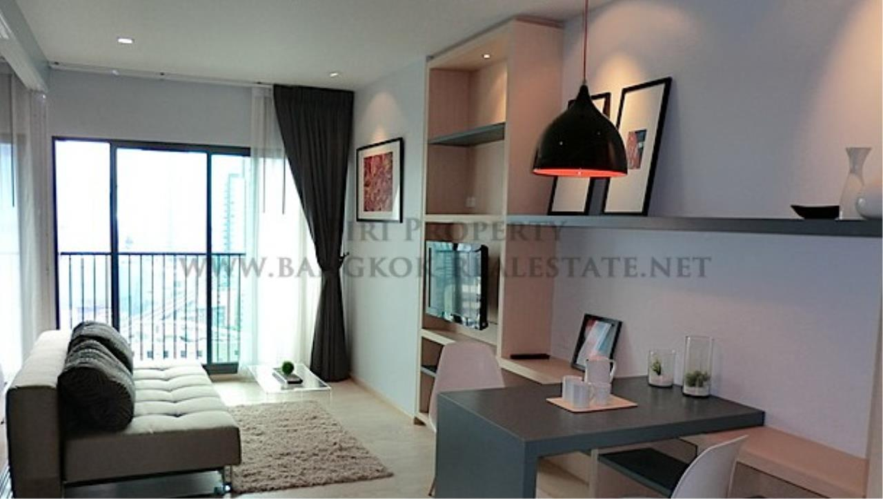 Piri Property Agency's Modern Furnished Condo in Thong Lo 1