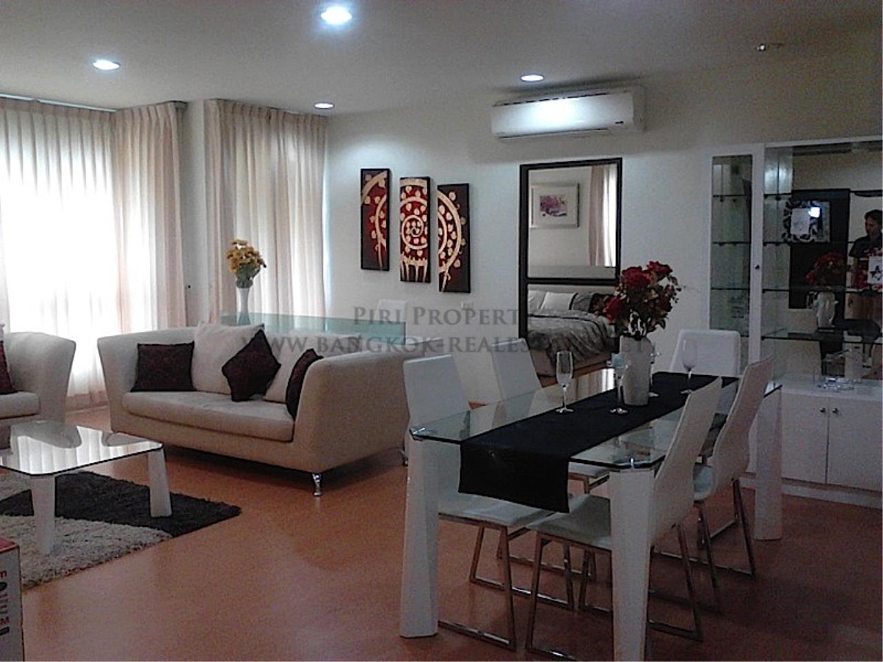 Piri Property Agency's The Address 42 - Spacious 2 Bedroom Unit 1