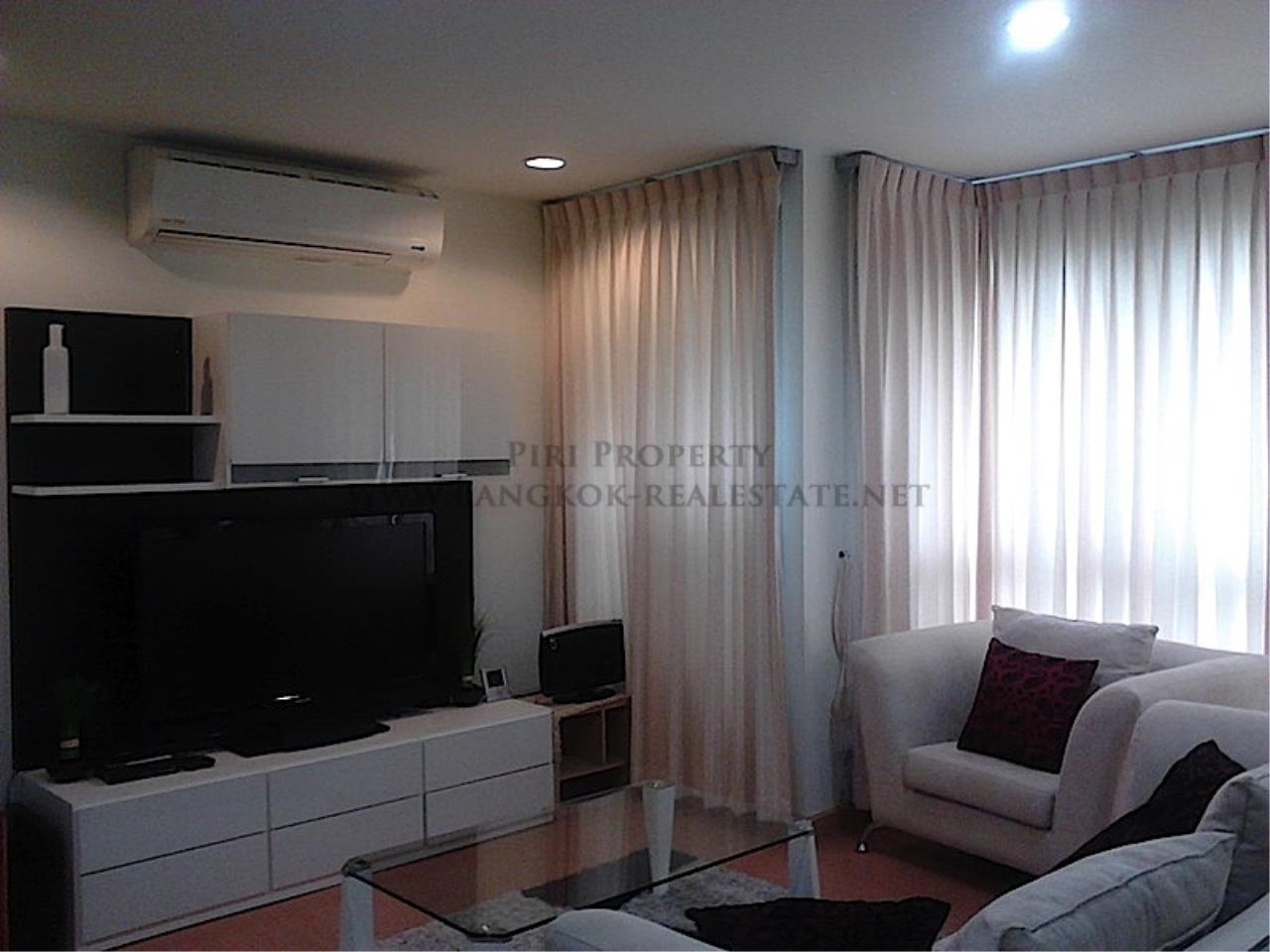 Piri Property Agency's The Address 42 - Spacious 2 Bedroom Unit 3