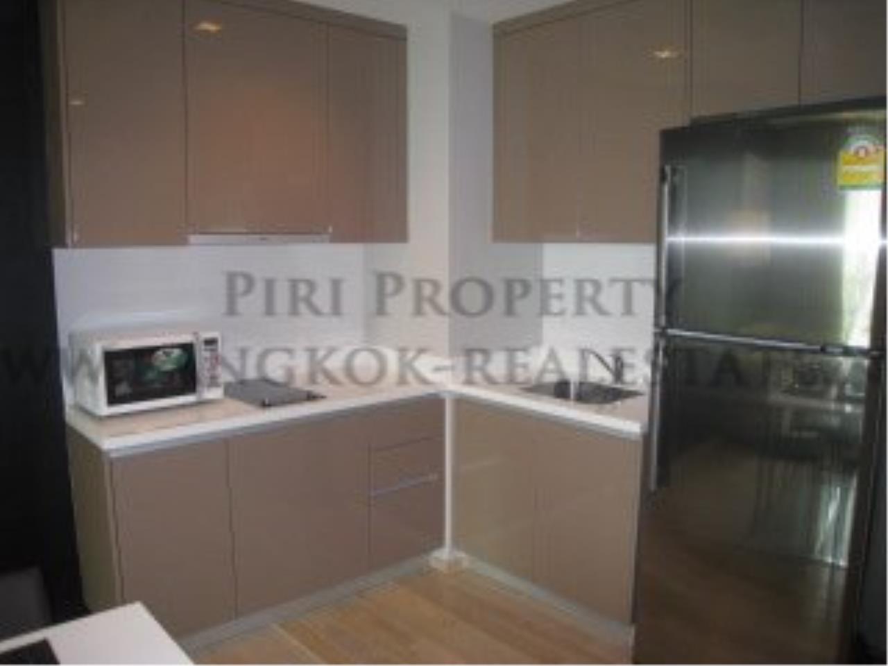 Piri Property Agency's One Bedroom Unit - Modern Furnished - Siri @ Sukhumvit 4