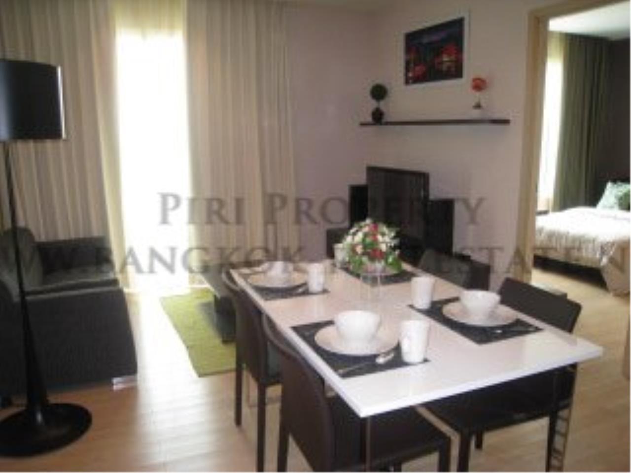 Piri Property Agency's One Bedroom Unit - Modern Furnished - Siri @ Sukhumvit 2