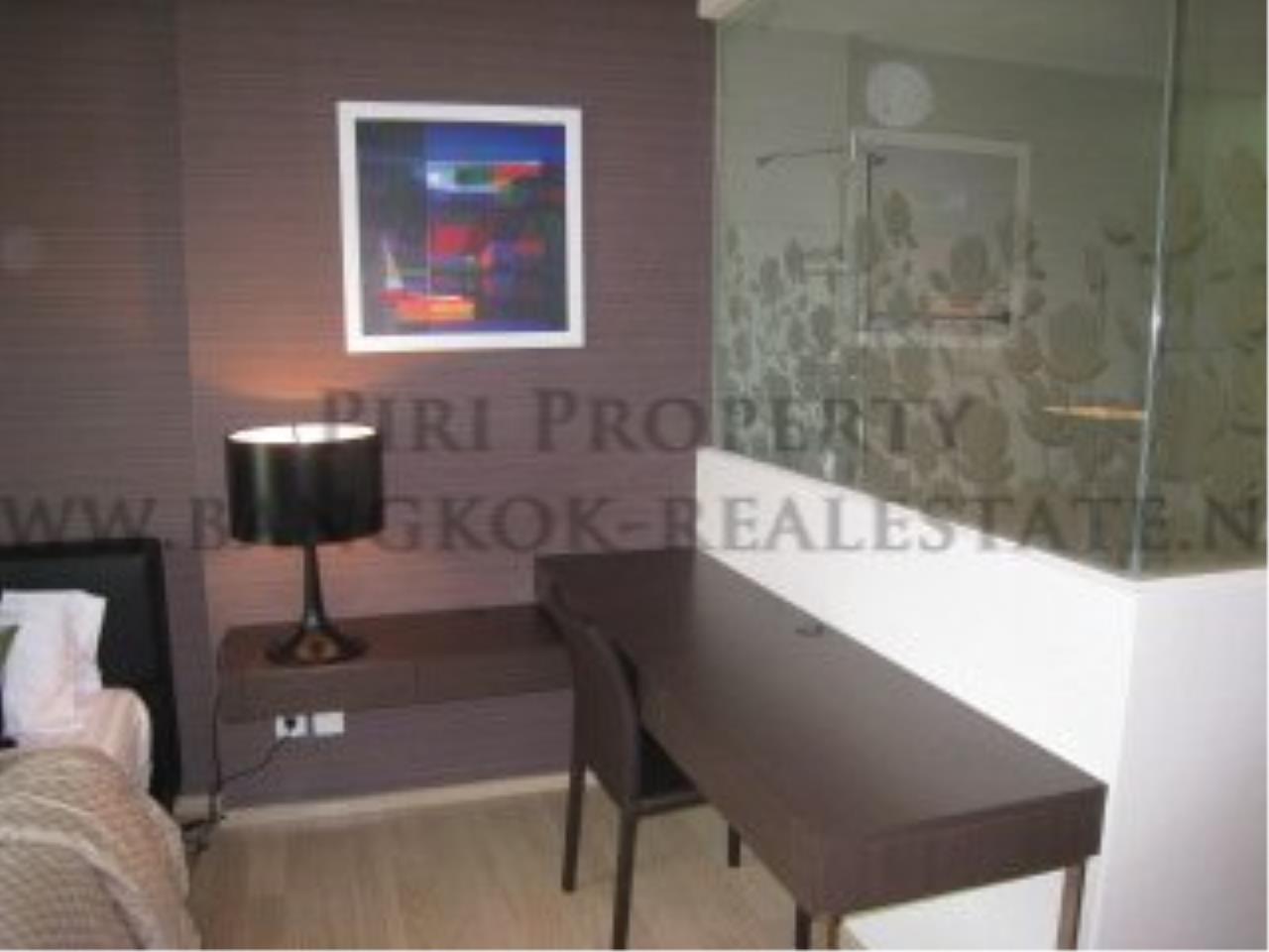 Piri Property Agency's One Bedroom Unit - Modern Furnished - Siri @ Sukhumvit 5