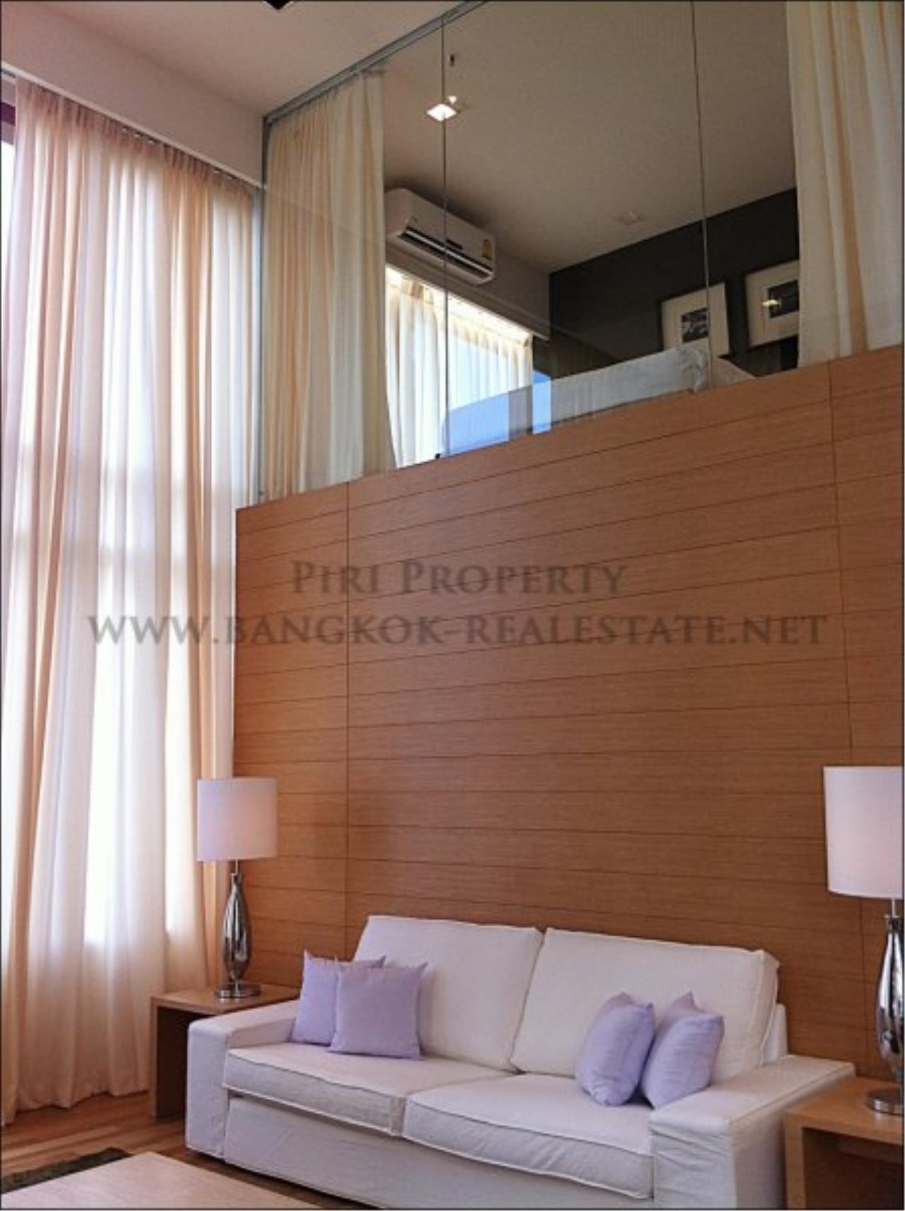 Piri Property Agency's Amazing Duplex Condominium for Rent - Emporio Place 6