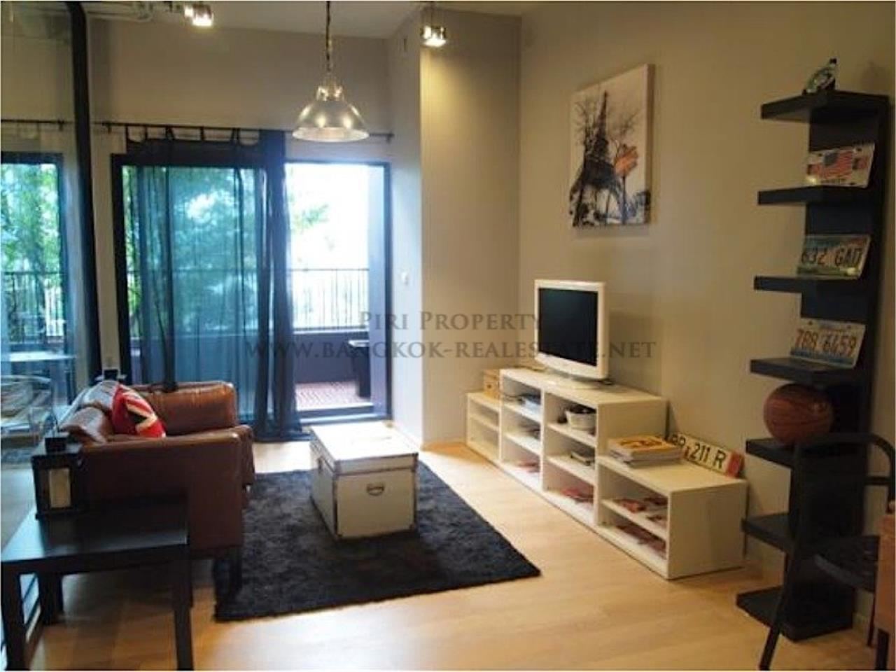 Piri Property Agency's One Bedroom Condo - Noble Reveal next to Gateway Ekkamai 1
