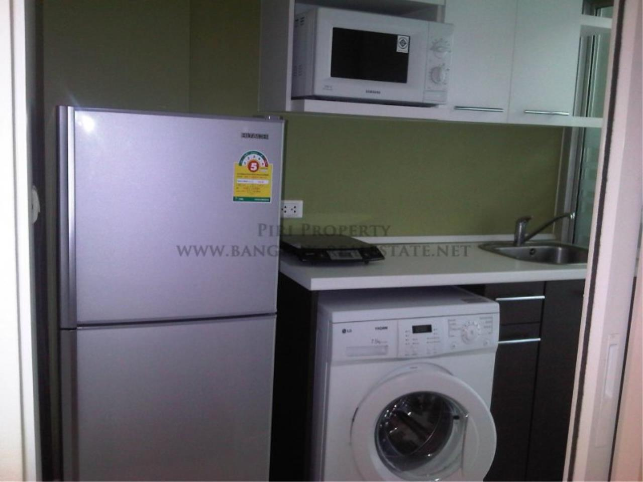 Piri Property Agency's Two Bedroom Condo in Onnut - Very close to the BTS - The Room 79 7