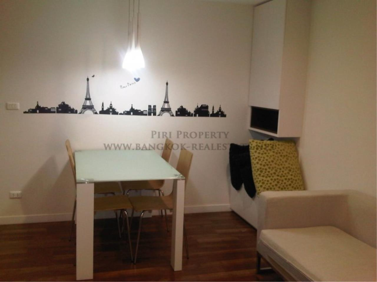 Piri Property Agency's Two Bedroom Condo in Onnut - Very close to the BTS - The Room 79 3