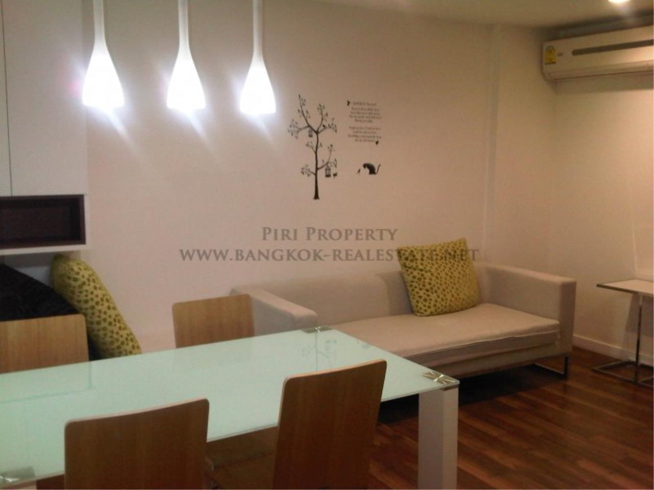Piri Property Agency's Two Bedroom Condo in Onnut - Very close to the BTS - The Room 79 1