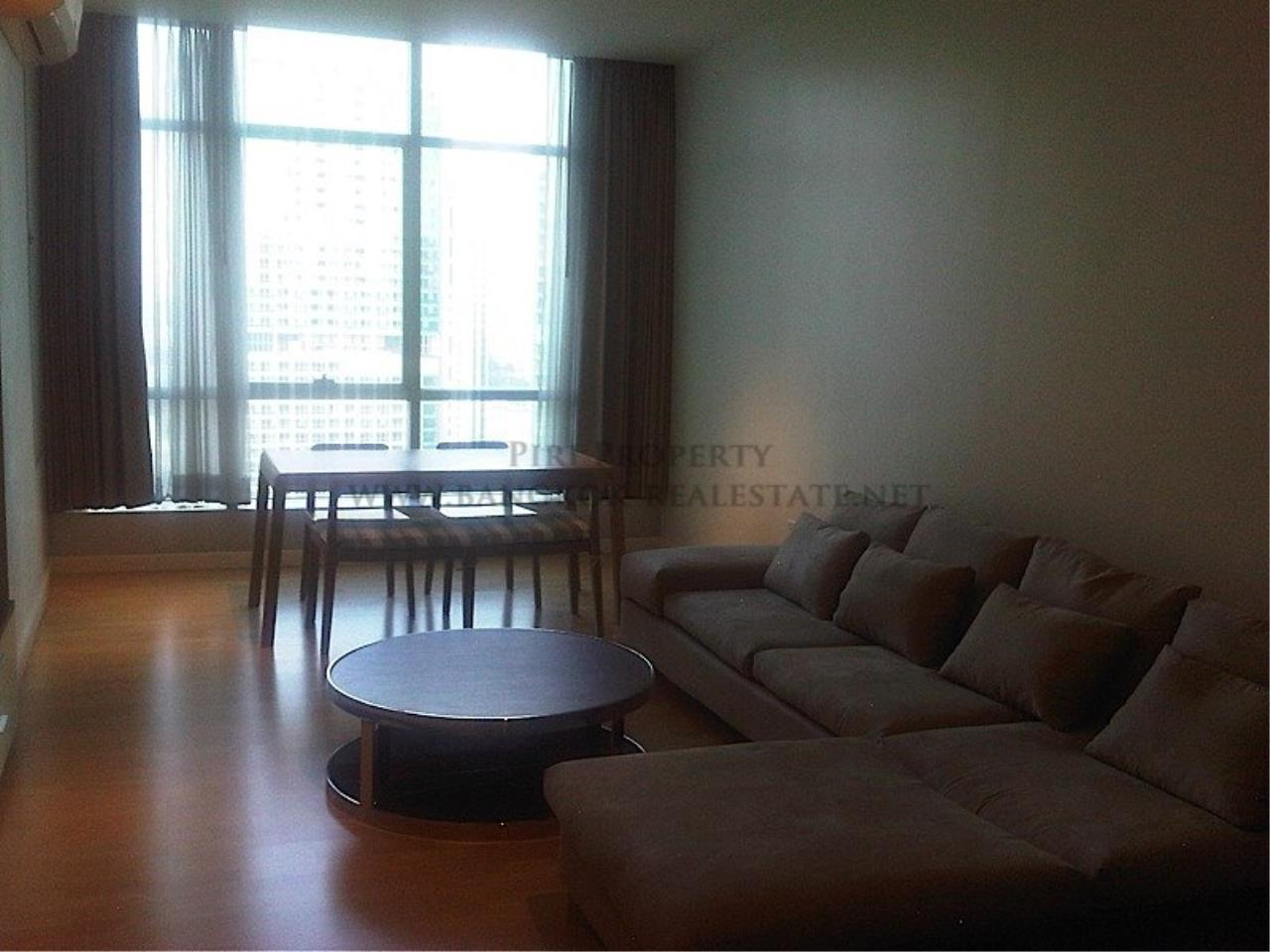 Piri Property Agency's Fully furnished 1 Bedroom Condo with Riverview 2