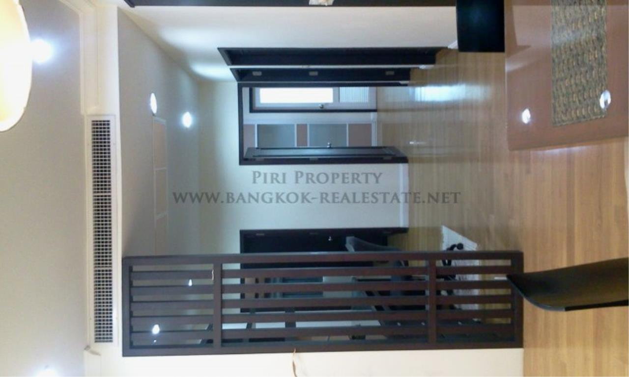 Piri Property Agency's Exclusive Living in Phrom Phong - Cadogan Private Residence - 3BR 3