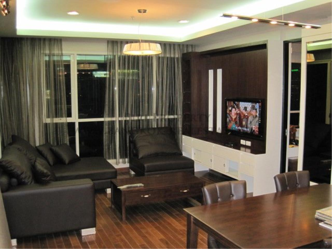 Piri Property Agency's Very exclusively furnished 2 Bedroom Condo in Chidlom 2