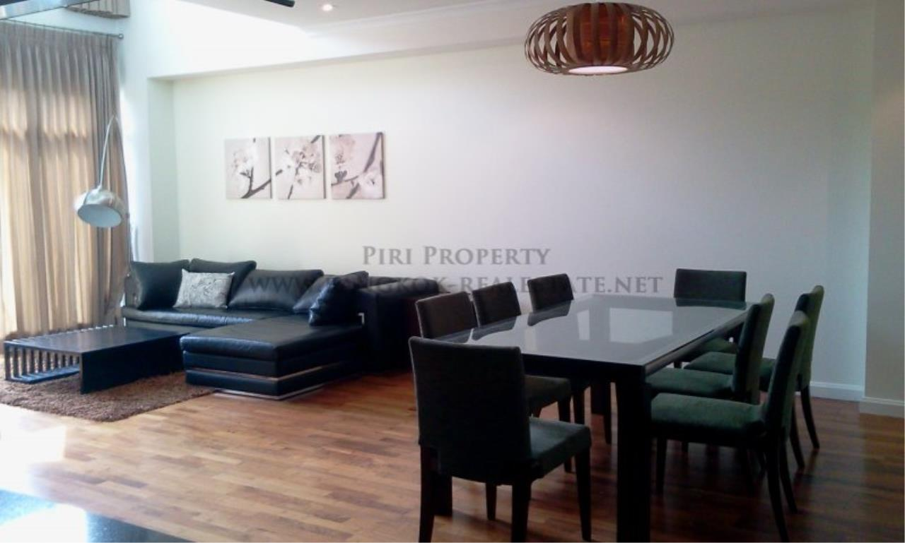 Piri Property Agency's Exclusive Duplex Condo with 3 Bedrooms in Phrom Phong 1