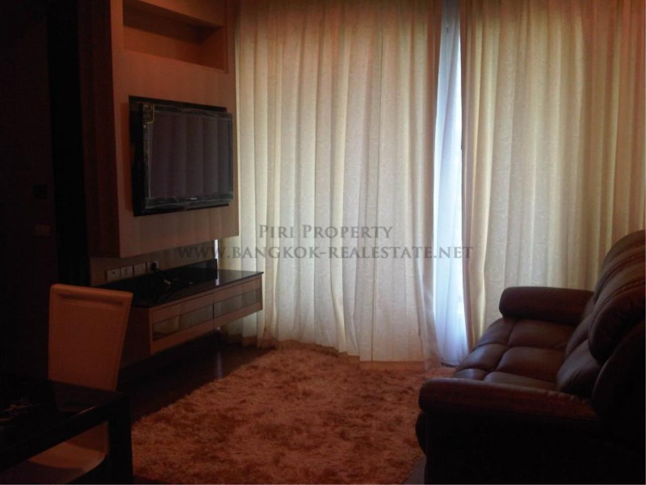 Piri Property Agency's The Address Chidlom - Spacious 2 Bedroom For Rent 1