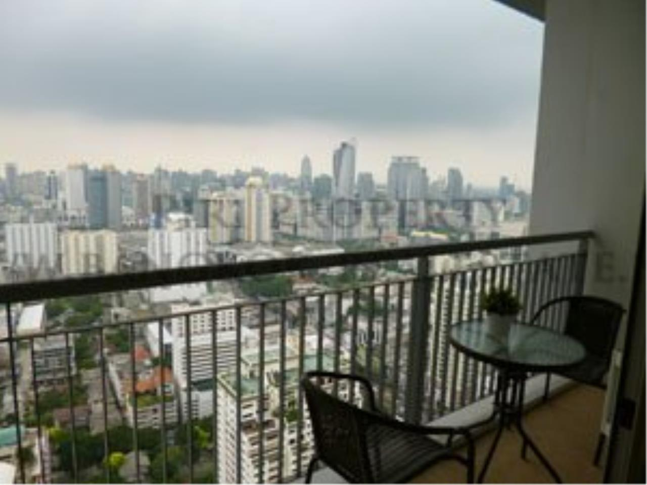 Piri Property Agency's Living on the 40th Floor - Villa Ratchatewi - 1 BR for rent 9