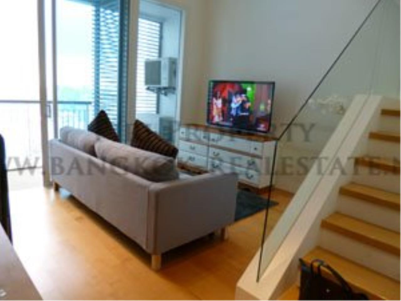 Piri Property Agency's Living on the 40th Floor - Villa Ratchatewi - 1 BR for rent 2