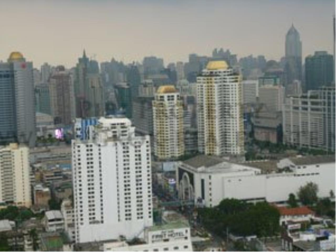 Piri Property Agency's Living on the 40th Floor - Villa Ratchatewi - 1 BR for rent 10