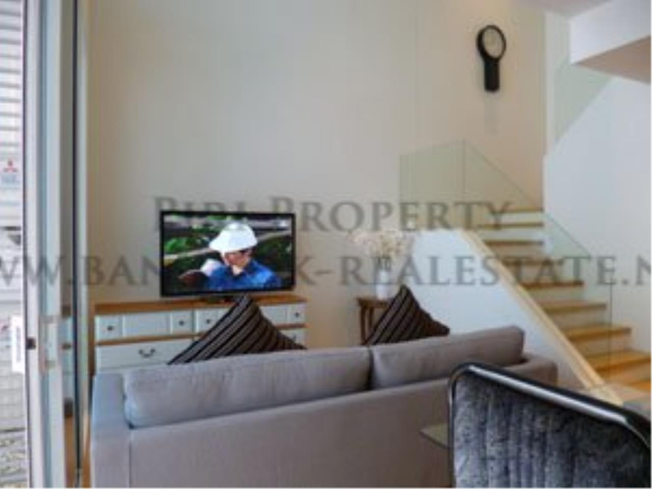 Piri Property Agency's Living on the 40th Floor - Villa Ratchatewi - 1 BR for rent 4