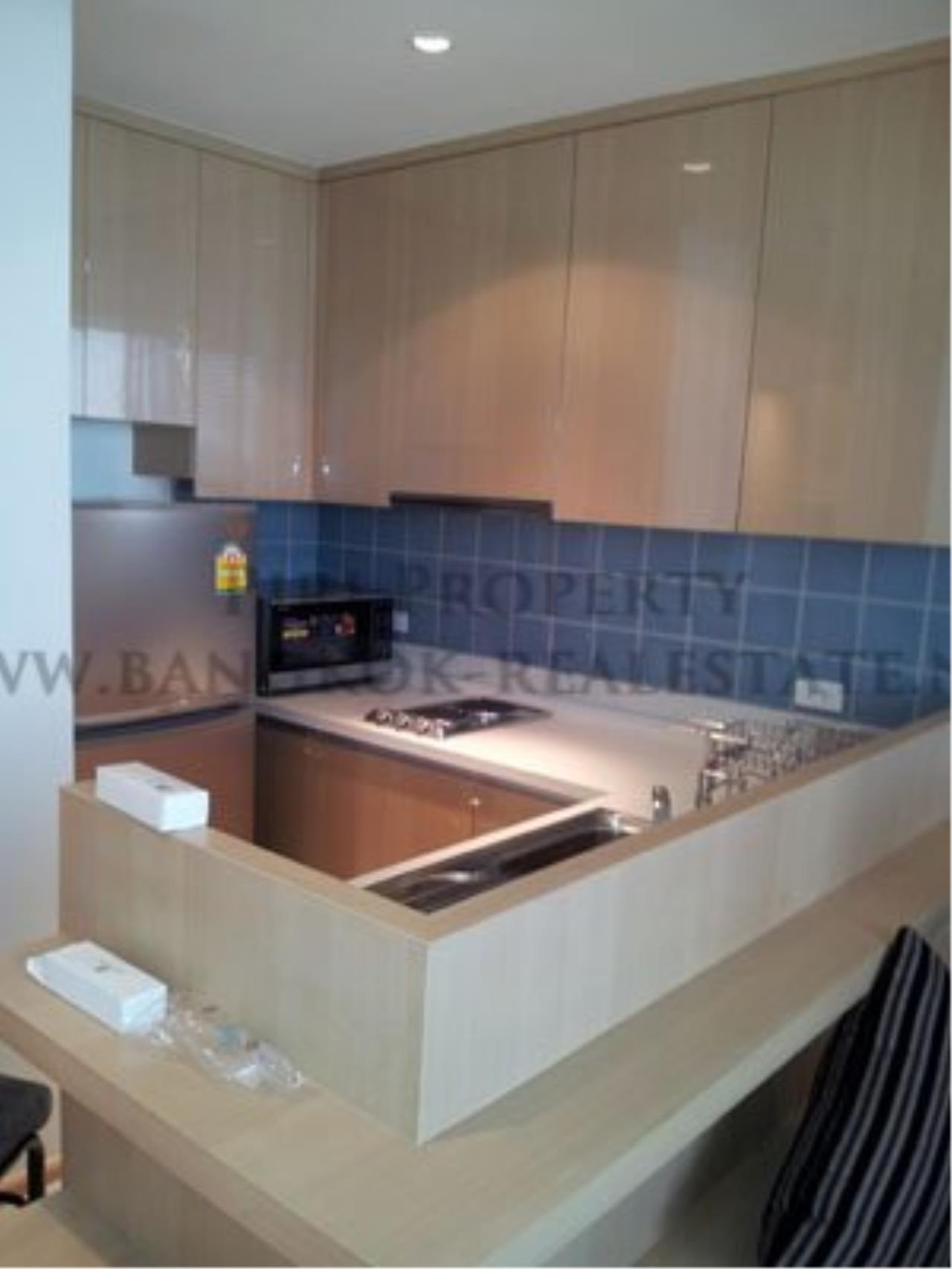 Piri Property Agency's Living on the 40th Floor - Villa Ratchatewi - 1 BR for rent 6
