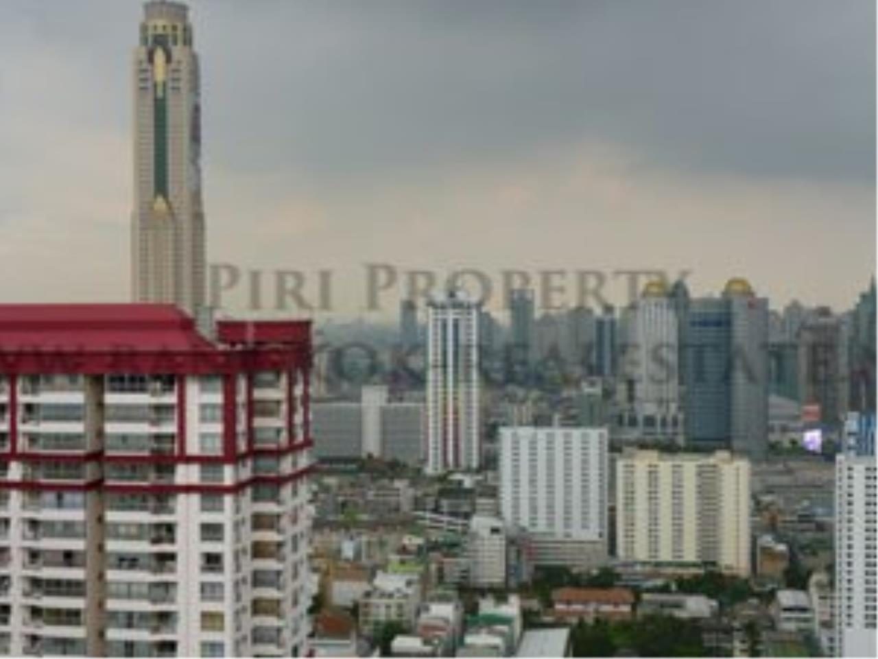 Piri Property Agency's Living on the 40th Floor - Villa Ratchatewi - 1 BR for rent 11