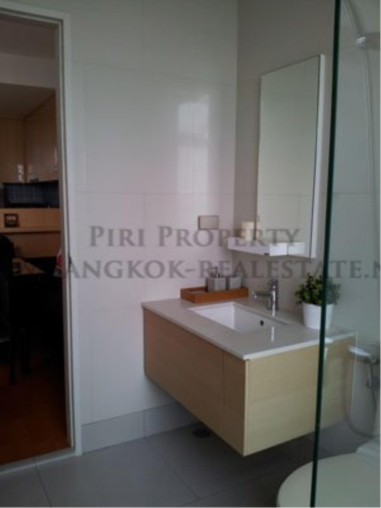 Piri Property Agency's Living on the 40th Floor - Villa Ratchatewi - 1 BR for rent 7