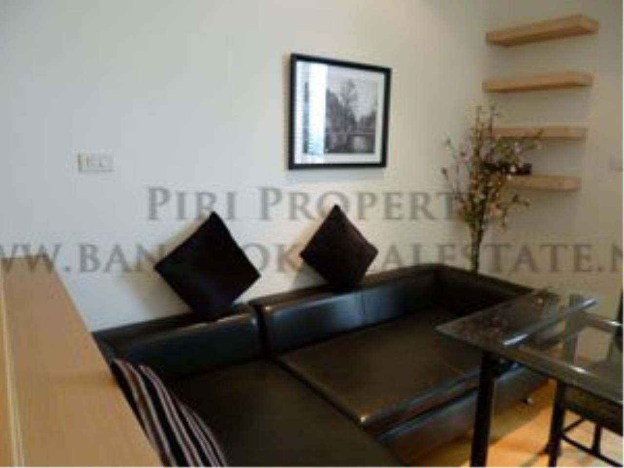 Piri Property Agency's Living on the 40th Floor - Villa Ratchatewi - 1 BR for rent 5