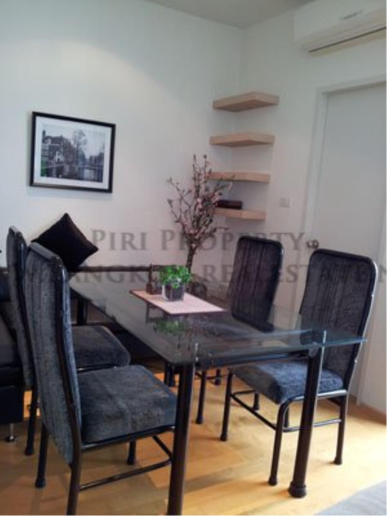 Piri Property Agency's Living on the 40th Floor - Villa Ratchatewi - 1 BR for rent 3