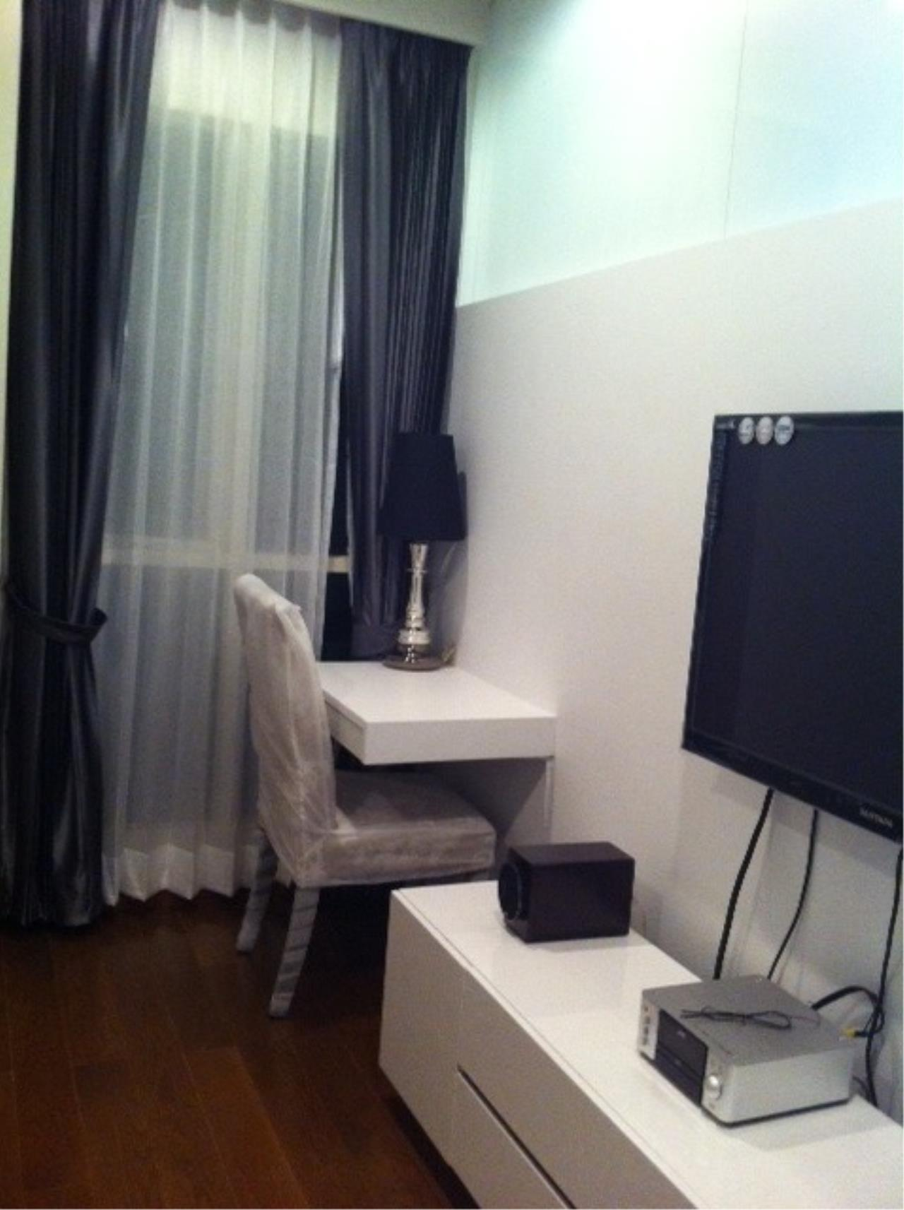 Piri Property Agency's Fully Furnished Studio Unit in The Address Chidlom 2