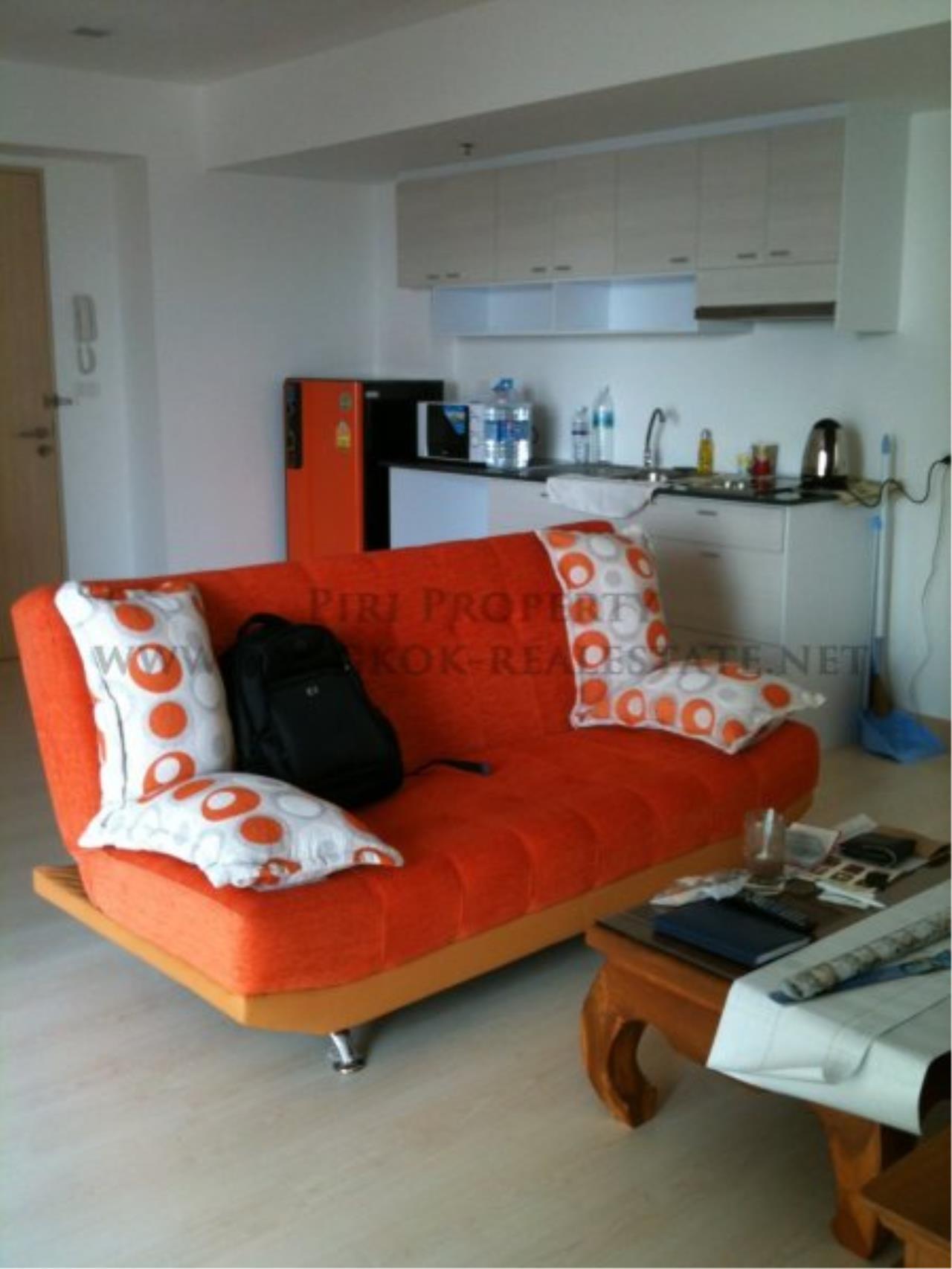Piri Property Agency's My Resort Bangkok - Condo on 19th Floor for rent 3