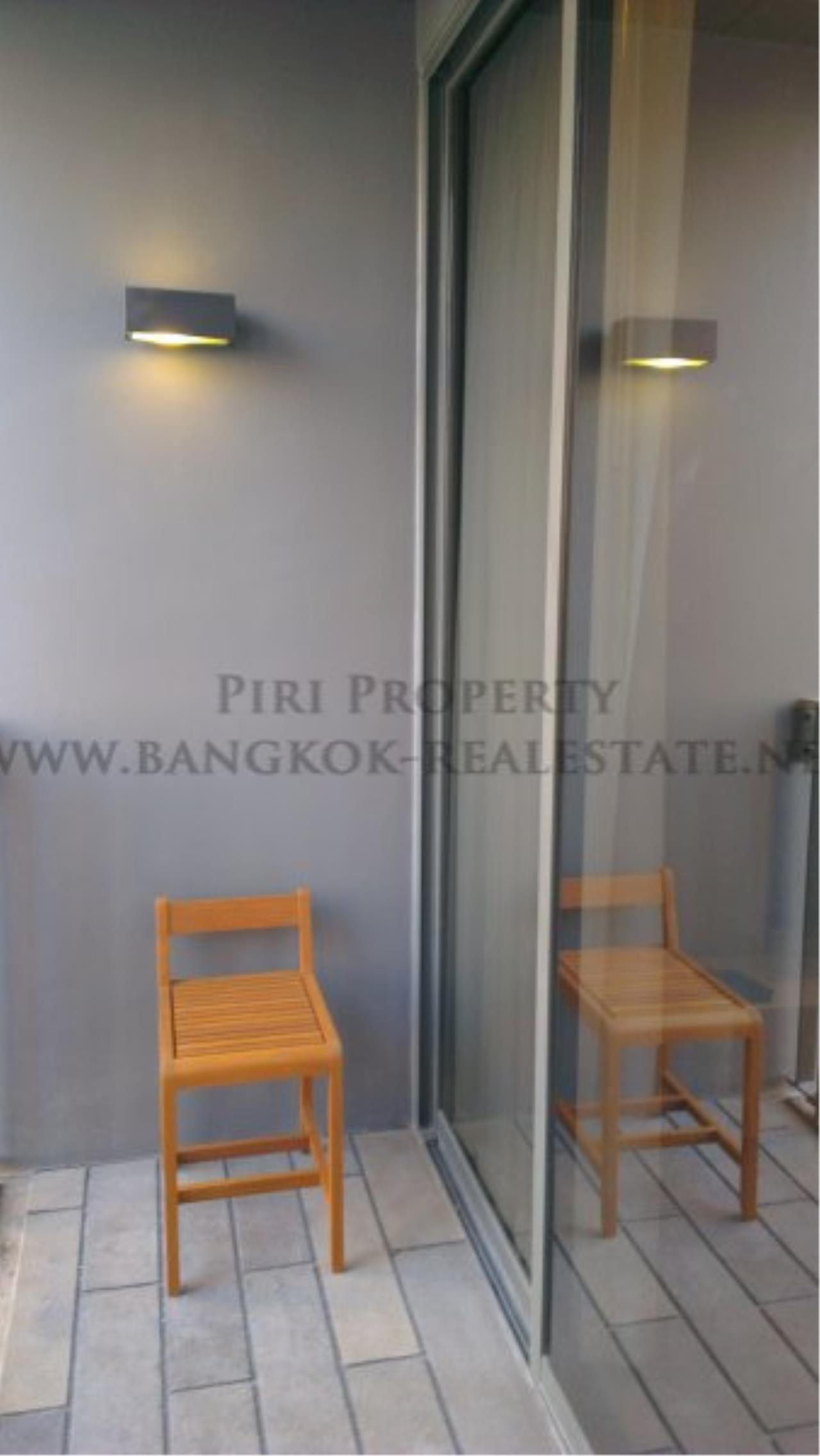 Piri Property Agency's Siamese Gioa - Modern Condo in Phrom Phong for Rent 9