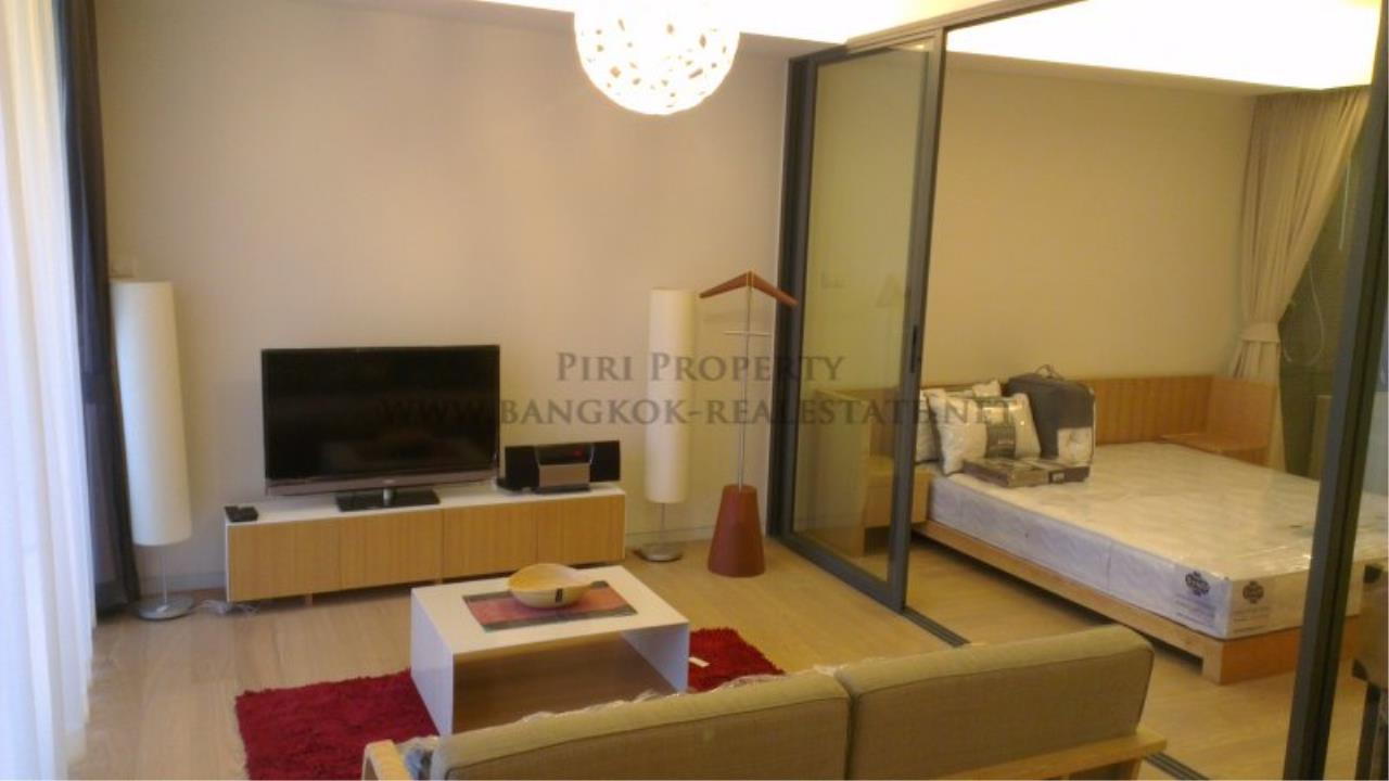 Piri Property Agency's Siamese Gioa - Modern Condo in Phrom Phong for Rent 1