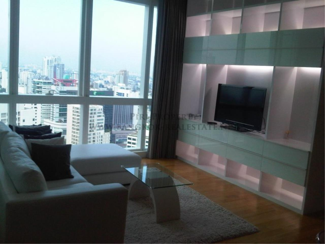 Piri Property Agency's High Floor Condo - Millennium Reisdence One Bedroom for Rent - 37th Floor 2