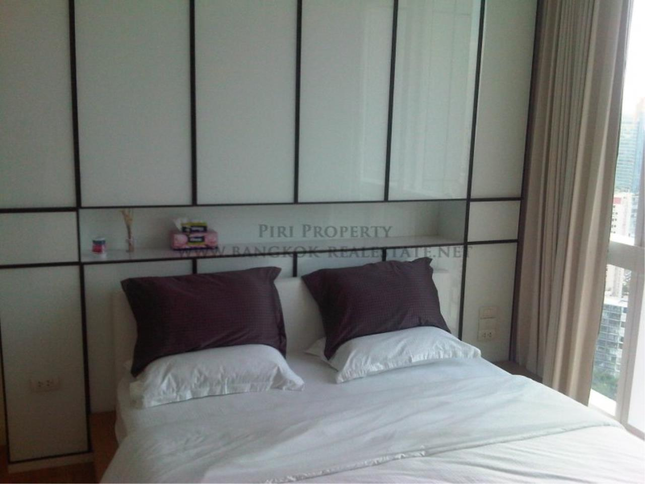 Piri Property Agency's High Floor Condo - Millennium Reisdence One Bedroom for Rent - 37th Floor 5