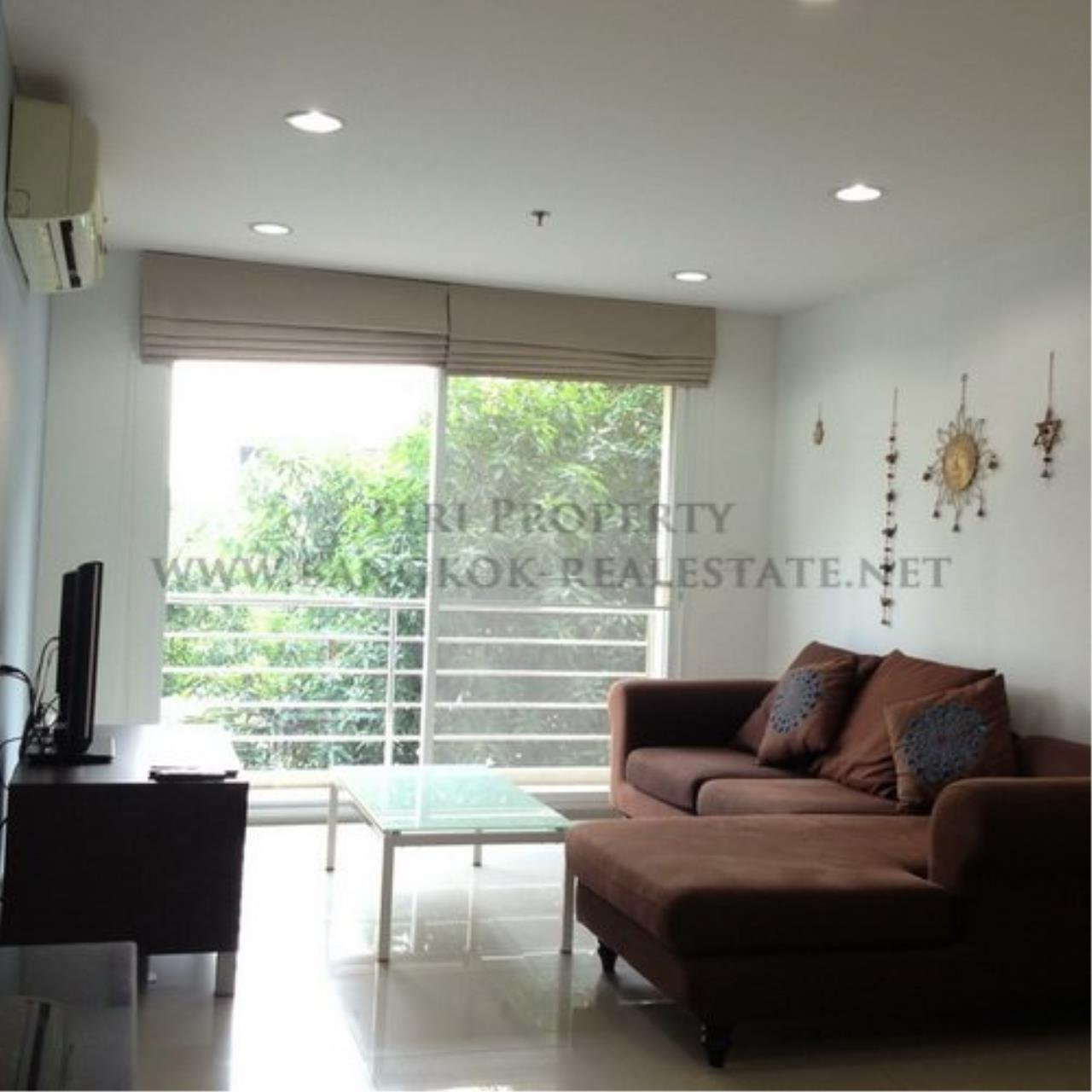 Piri Property Agency's Serene Place 24 - Nice 2 bedroom Condo in Phrom Phong 1