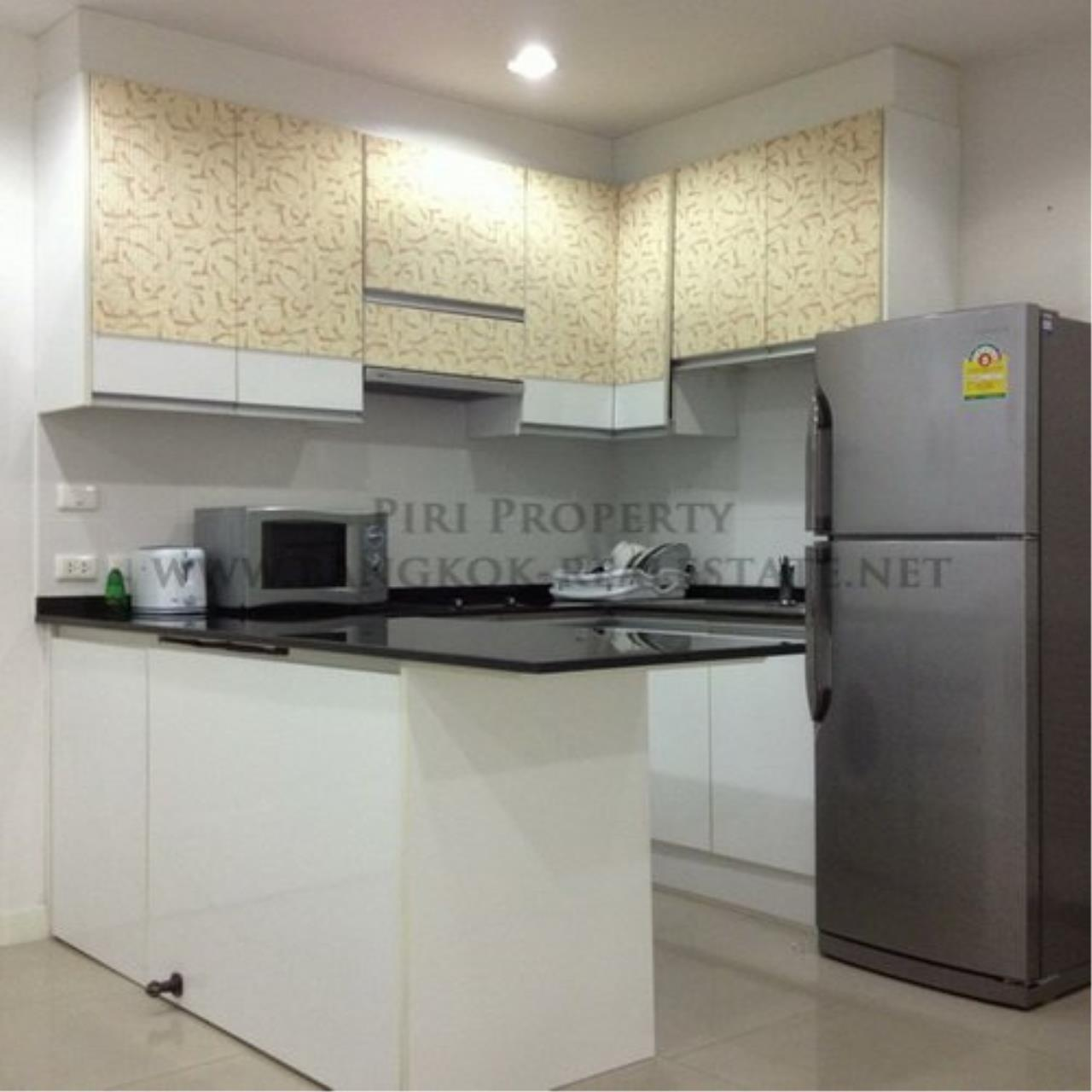Piri Property Agency's Serene Place 24 - Nice 2 bedroom Condo in Phrom Phong 6