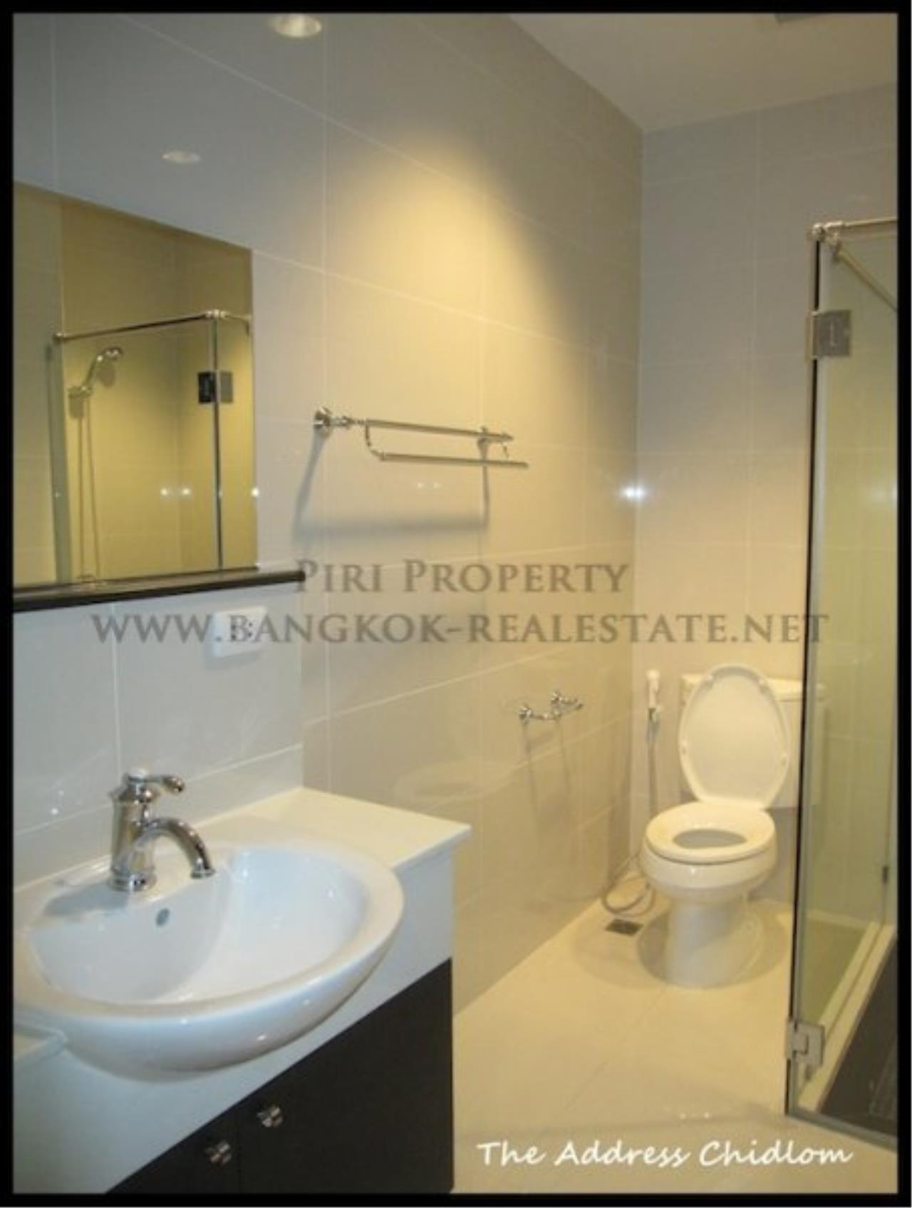 Piri Property Agency's Biggest available 2 Bedroom in The Address Chidlom - Fully furnished 8