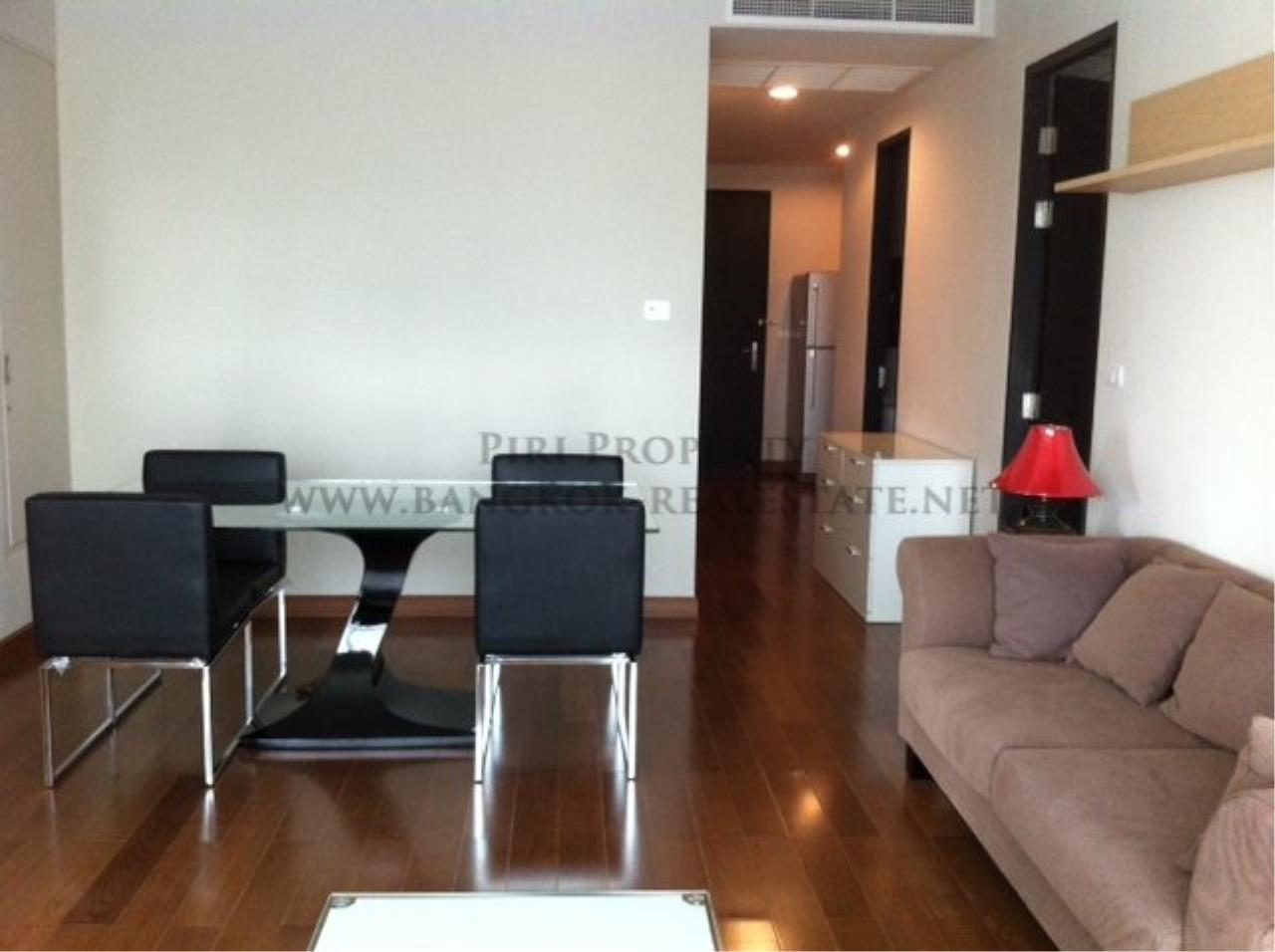 Piri Property Agency's Biggest available 2 Bedroom in The Address Chidlom - Fully furnished 2