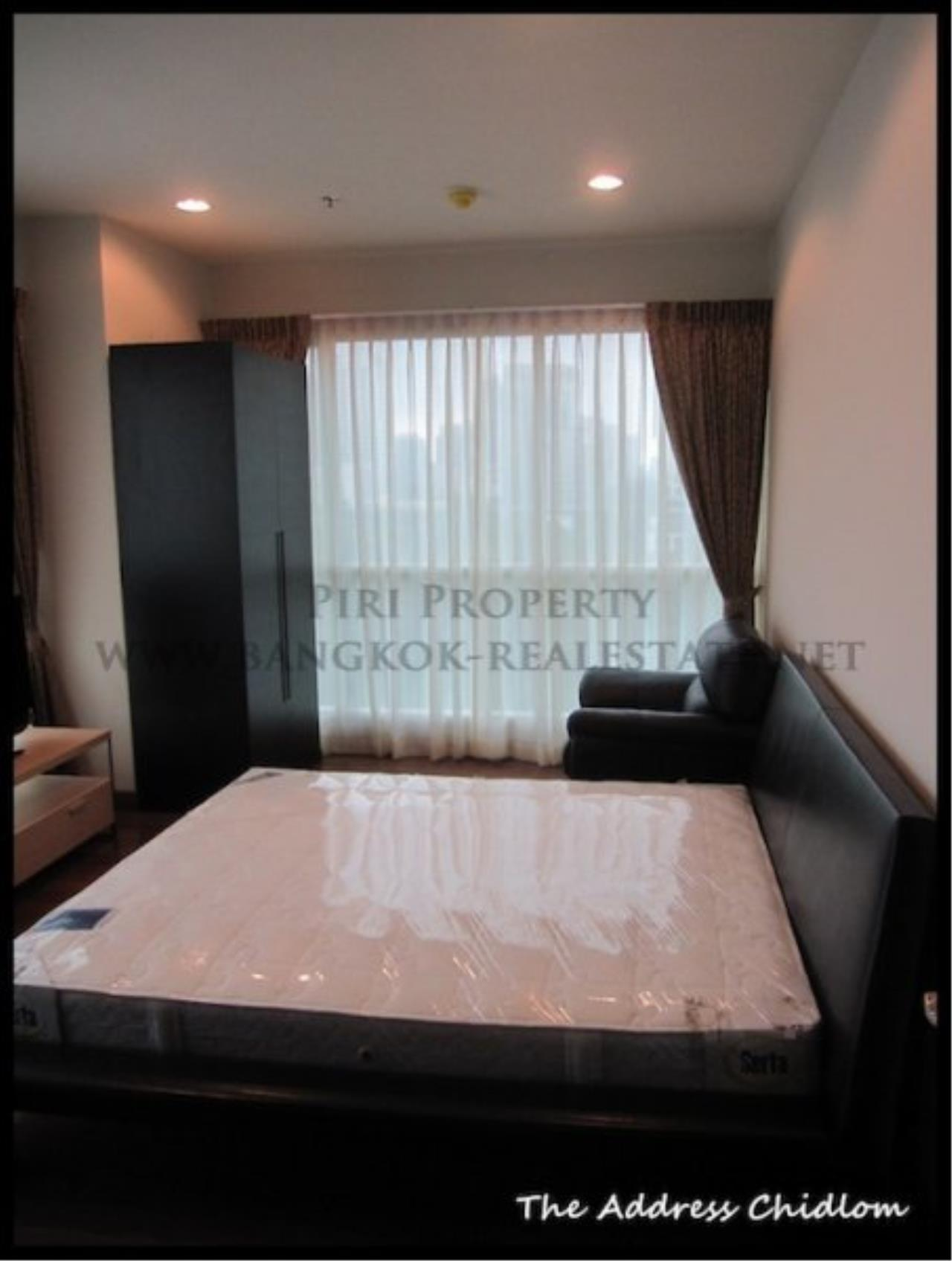 Piri Property Agency's Biggest available 2 Bedroom in The Address Chidlom - Fully furnished 7