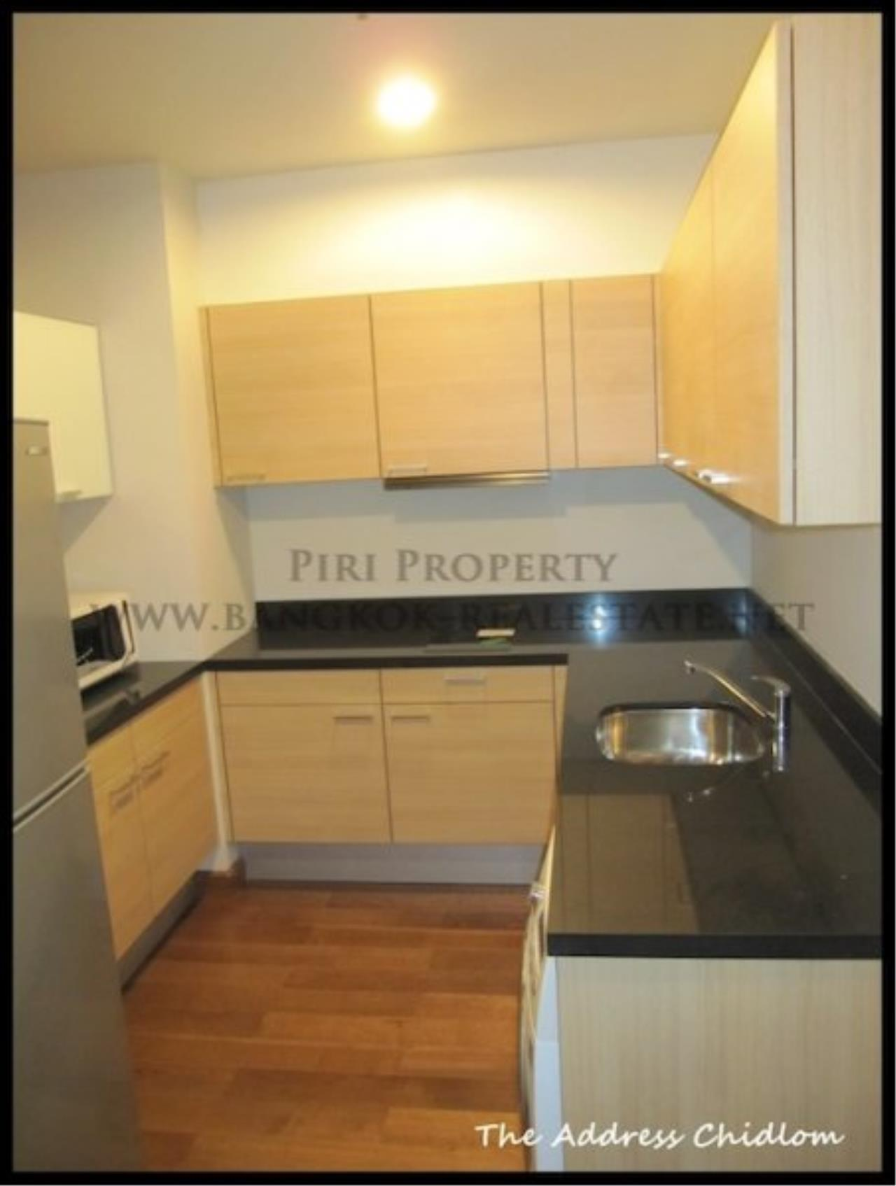 Piri Property Agency's Biggest available 2 Bedroom in The Address Chidlom - Fully furnished 3