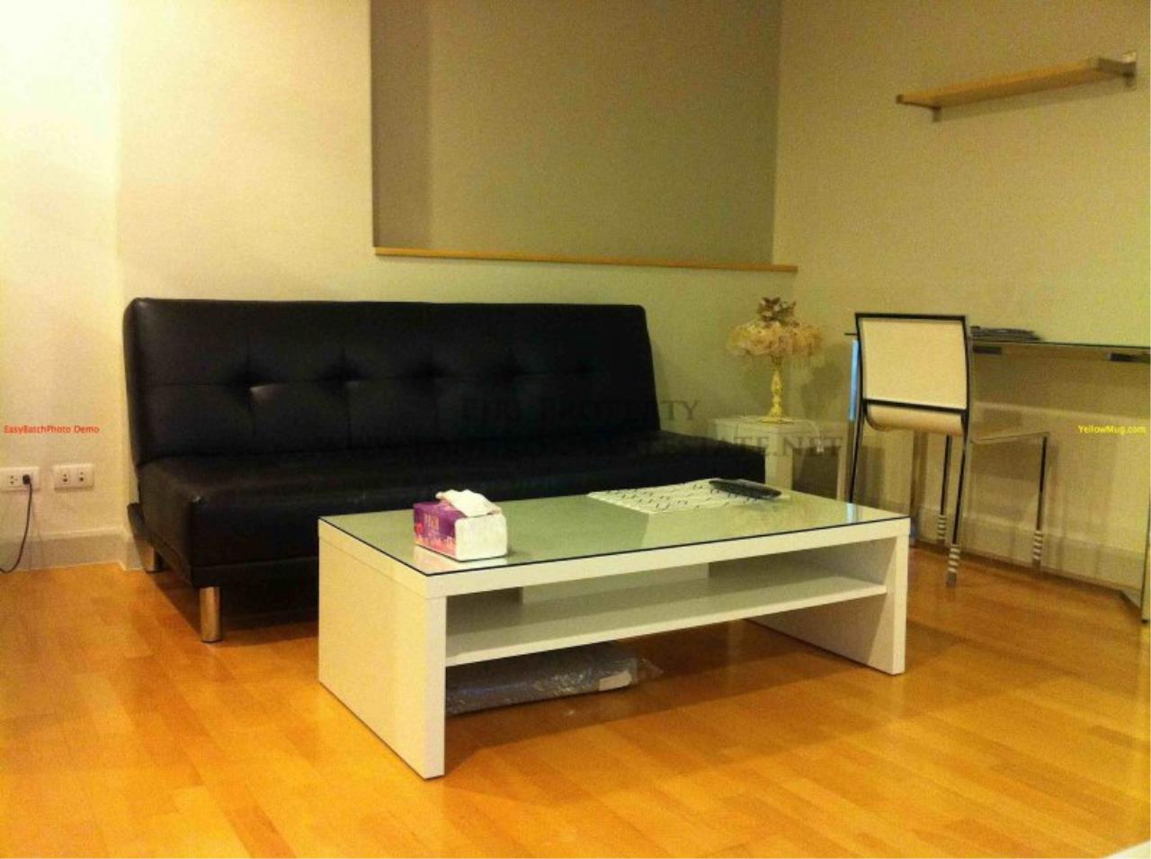 Piri Property Agency's Studio near the River - The Fine for Rent on high Floor! 1