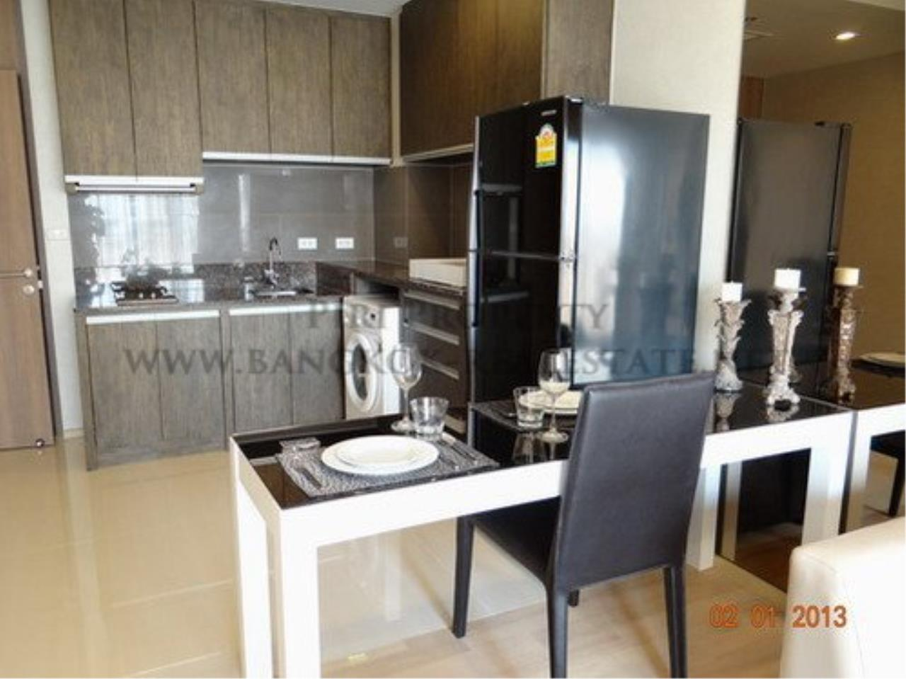 Piri Property Agency's 1 Bed - Noble Refine - Fully furnished for Rent near the Emporium 3