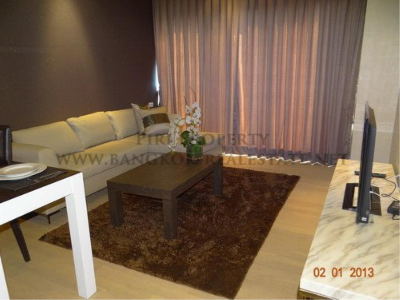 Piri Property Agency's 1 Bed - Noble Refine - Fully furnished for Rent near the Emporium 2