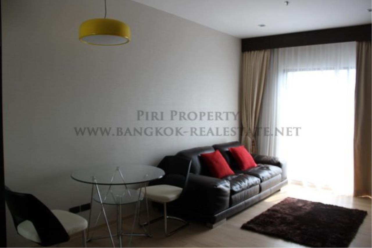 Piri Property Agency's 20th Floor - Condo in Phrom Phong - Noble Refine - 1 Bed 3