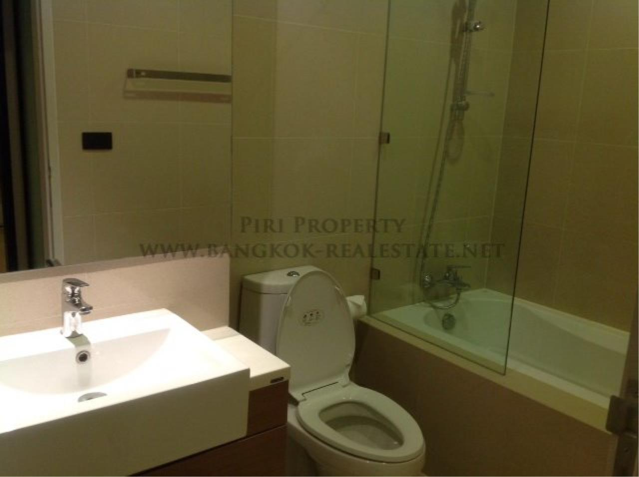 Piri Property Agency's 20th Floor - Condo in Phrom Phong - Noble Refine - 1 Bed 8